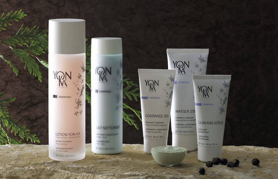 Yonka Paris Products