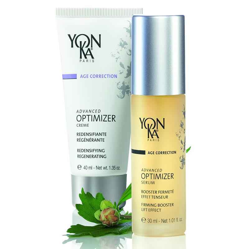 Yonka Advanced Optimizer Cream & Serum Duo